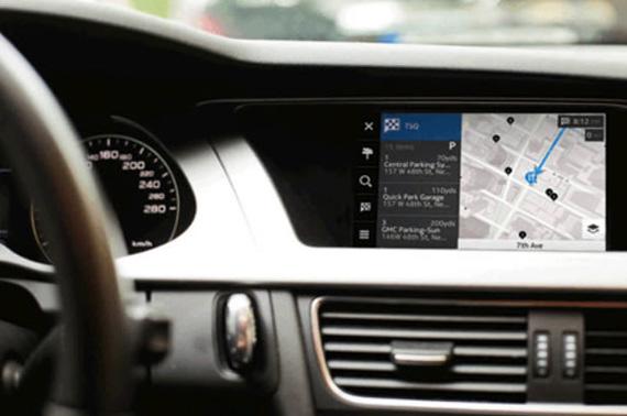 Nokia-Mercedes, Δημιουργία χαρτών για αυτόνομα οχήματα