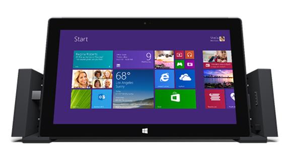 Microsoft Surface 2, Νέο βίντεο με τα gestures