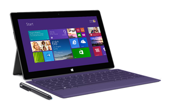 Microsoft Surface 2 και Surface 2 Pro, Επίσημα