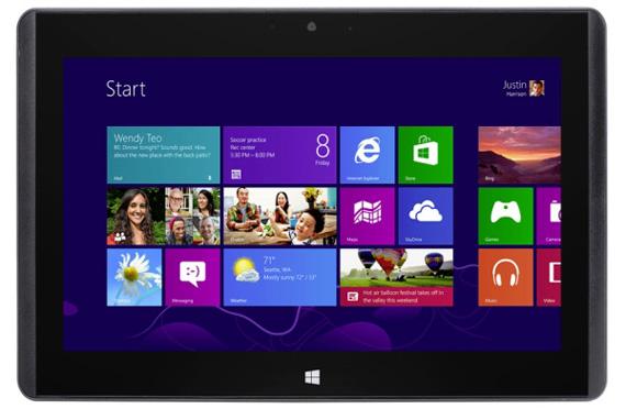 MSI W20, Ένα Windows tablet χωρίς ανεμιστήρα