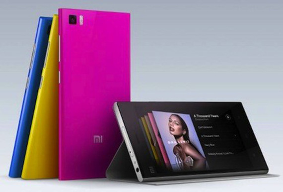 Xiaomi Mi3, Yψηλά specs σε χαμηλή τιμή