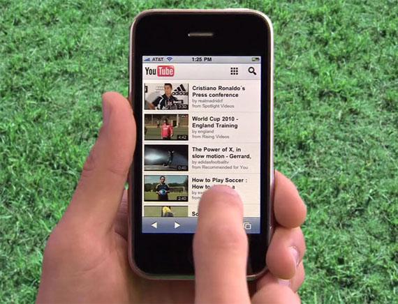 YouTube, Mobile πρόσβαση ακόμα και offline