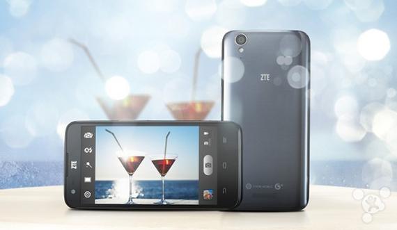 ZTE Geek, Επίσημα το πρώτο Tegra 4 smartphone
