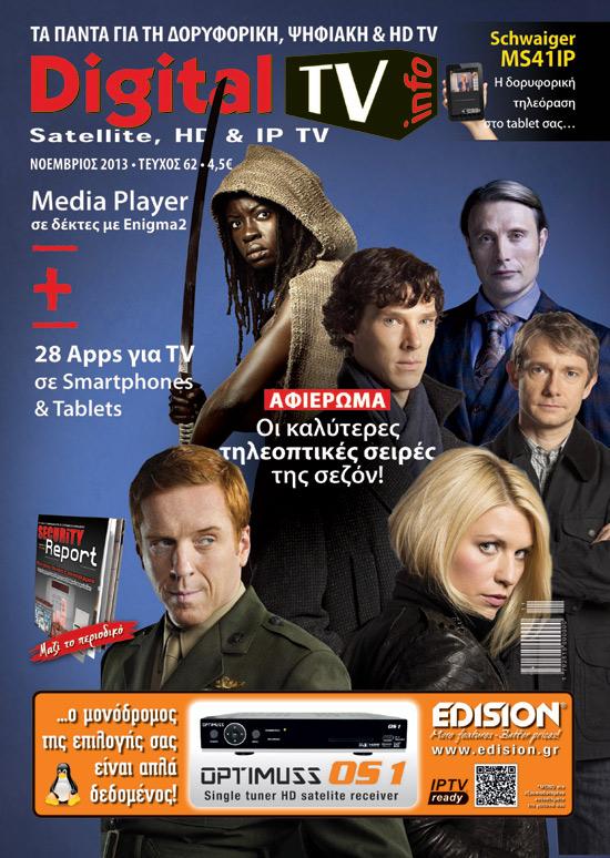 Digital TV 62