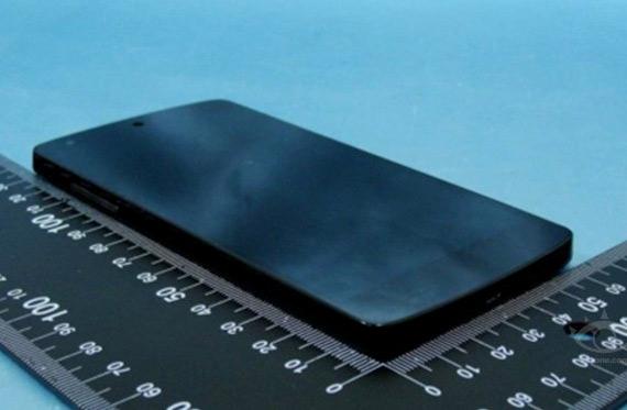 Google Nexus 5 prototype