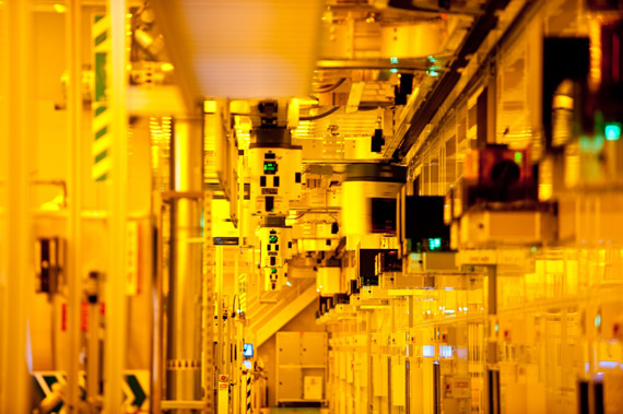 Intel ARM chips