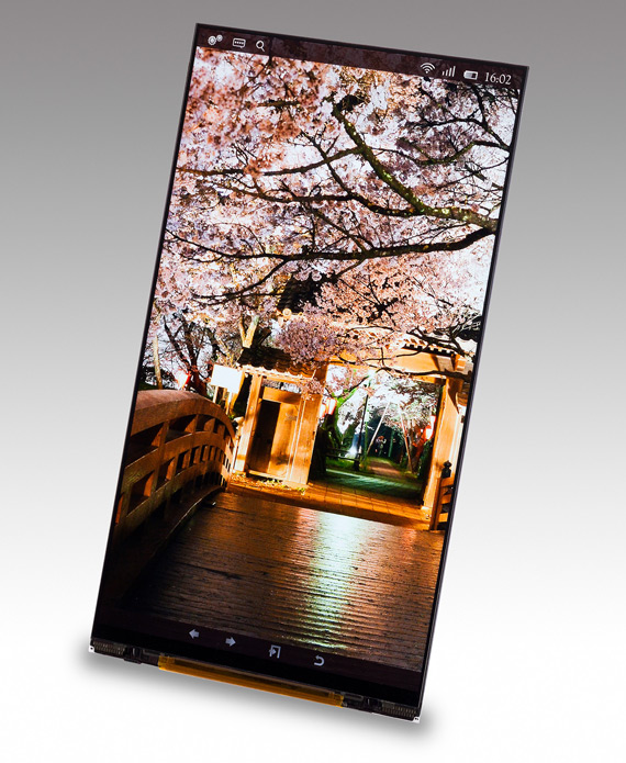 Japan Display Retina for smartphones