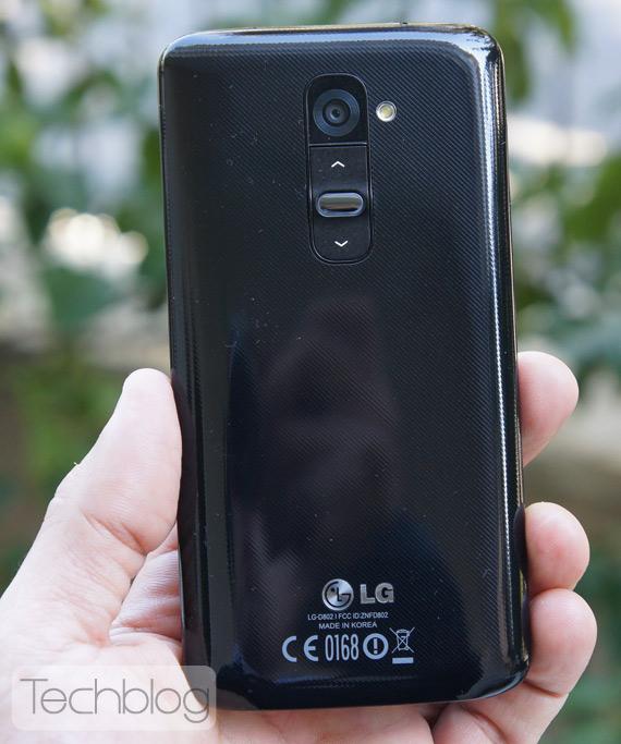 LG G2 TechblogTV