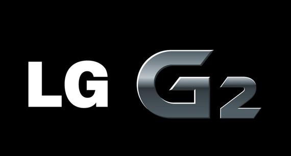 LG G2 logo advertorial