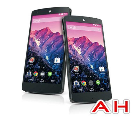 Nexus 5 Sprint Images
