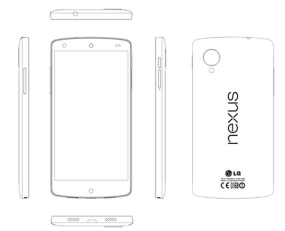 Nexus 5 manual leak