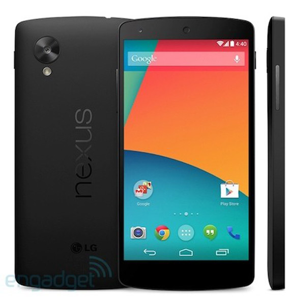 Nexus 5 press image