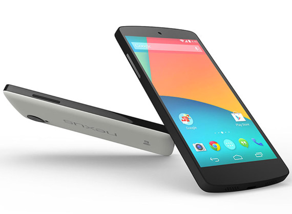 Nexus 5 revealed