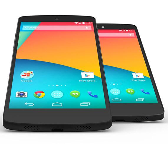 Nexus 5 revealed