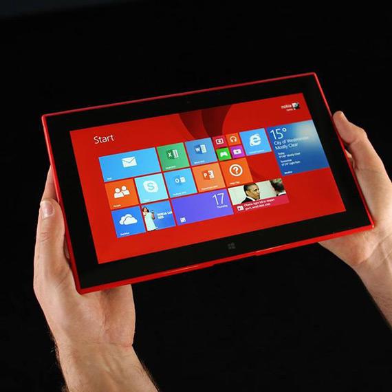 Nokia 2520 tablet
