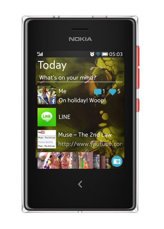 Nokia Asha 503 revealed