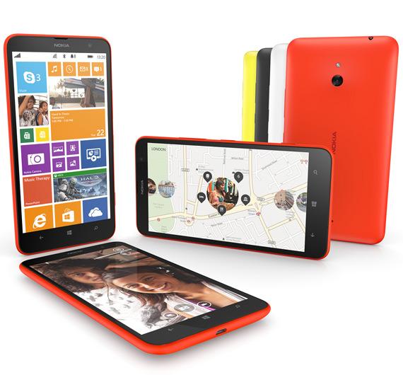Nokia Lumia 1320 πλήρη τεχνικά χαρακτηριστικά και αναβαθμίσεις
