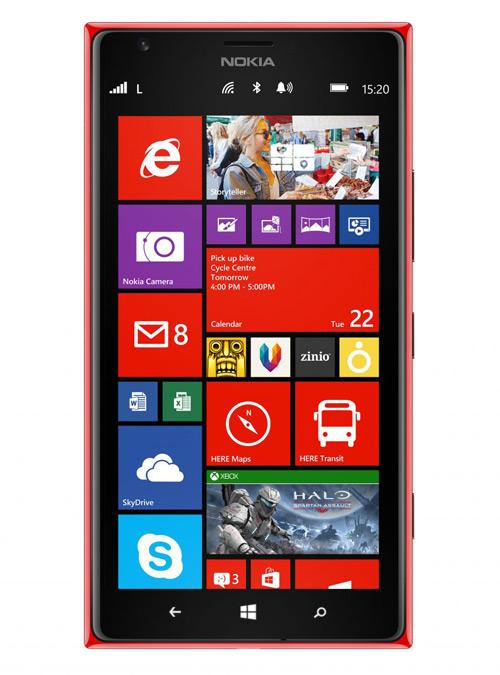 Nokia Lumia 1520 πλήρη τεχνικά χαρακτηριστικά και αναβαθμίσεις