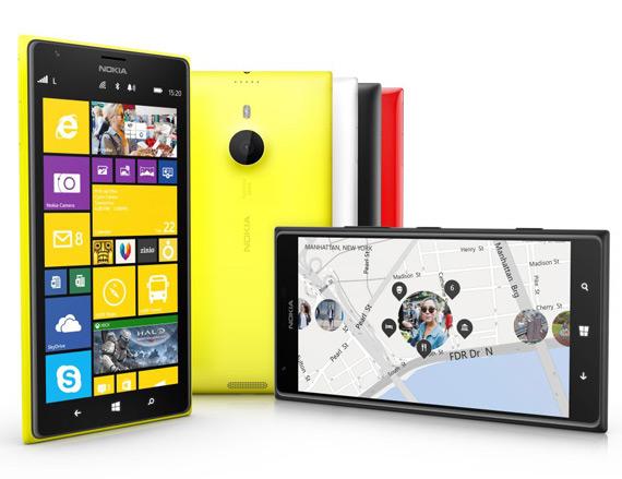 Nokia Lumia 1520 revealed