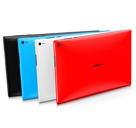 Nokia Lumia 2520 revealed