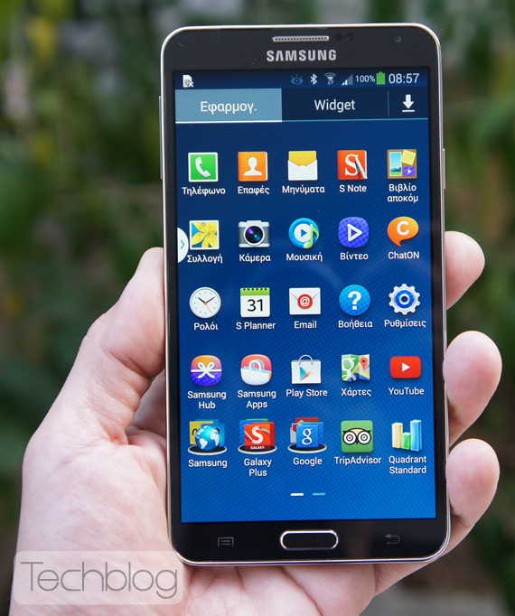 Samsung Galaxy Note 3 Techblog