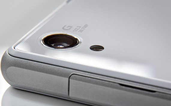 Sony Xperia Z1 G Lens