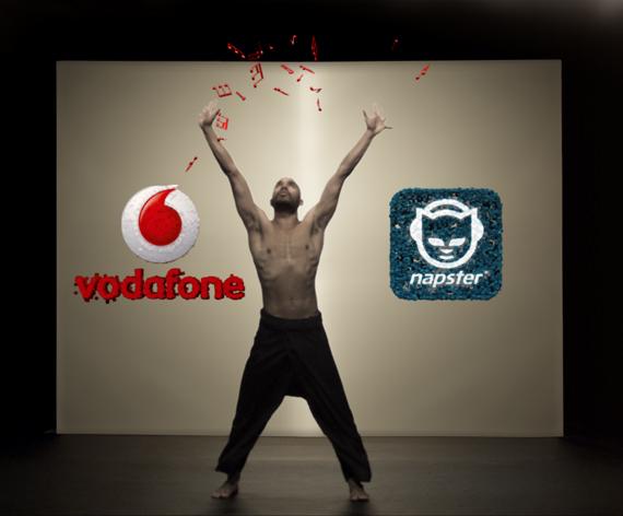 Vodafone Napster