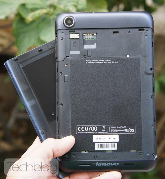 Vodafone Smart Tab III 7 Techblog