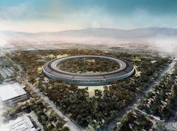 Apple, Έτοιμη να χτίσει τα
