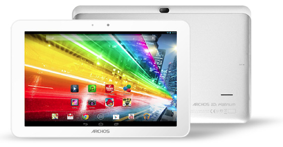 Archos Platinum, Τρία νέα tablets