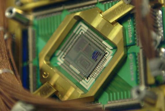 Google, Το πρωτοποριακό κβαντικό εργαστήριό της