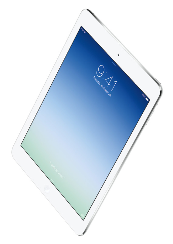 iPad Air official