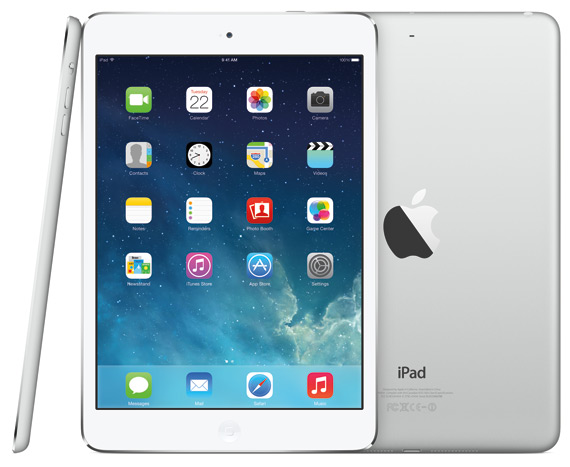 iPad Mini Retina official