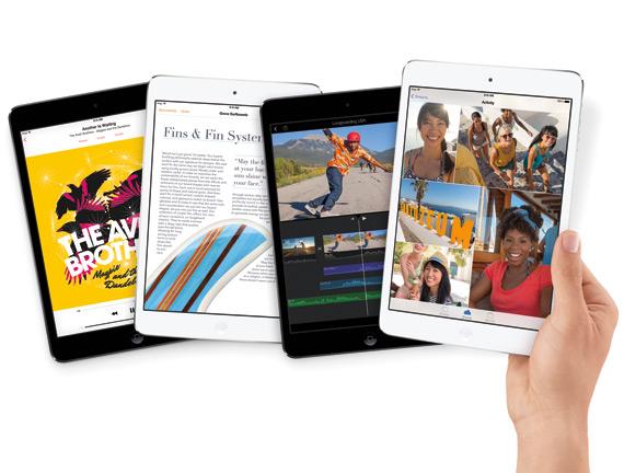 iPad Mini Retina revealed