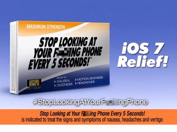 iPhone 5S relief