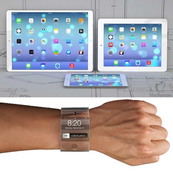 iPad smart watch