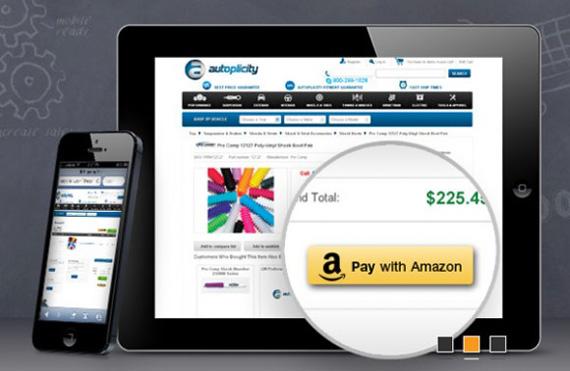 Amazon Login and Pay, Νέος τρόπος online πληρωμών