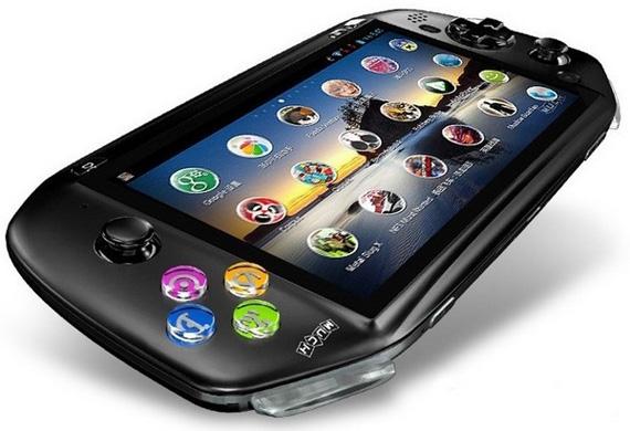 Much i5, Ένα smartphone κονσόλα