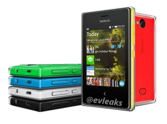 Nokia Asha 503, Πρώτη επίσημη φωτογραφία