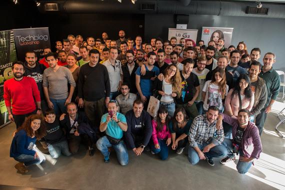 20th Techblog Workshop team