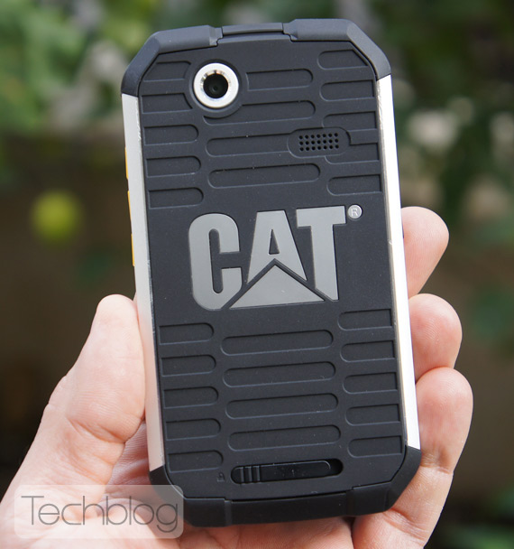 CAT B15 TechblogTV