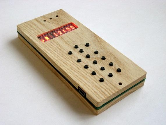 DIY cellphone