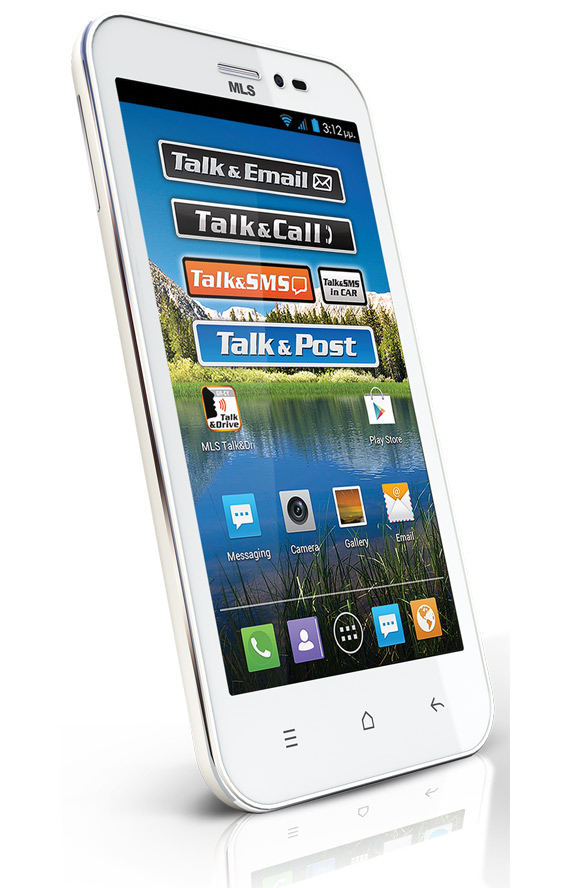 MLS iQTalk Crystal Max white