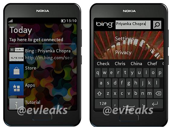 New Nokia Asha