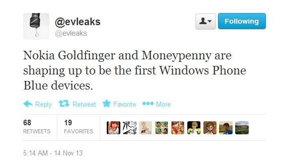 Nokia Goldfinger Moneypenny