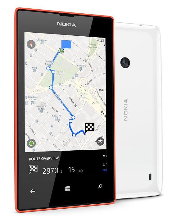 Nokia Lumia 525 πλήρη τεχνικά χαρακτηριστικά και αναβαθμίσεις