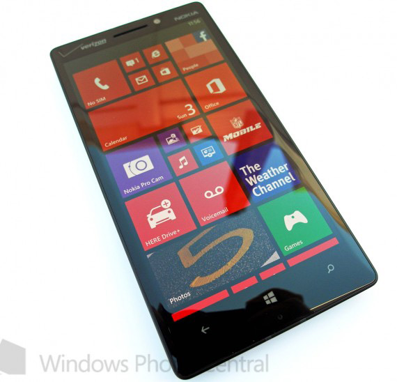 Nokia Lumia 929 Verizon leaked