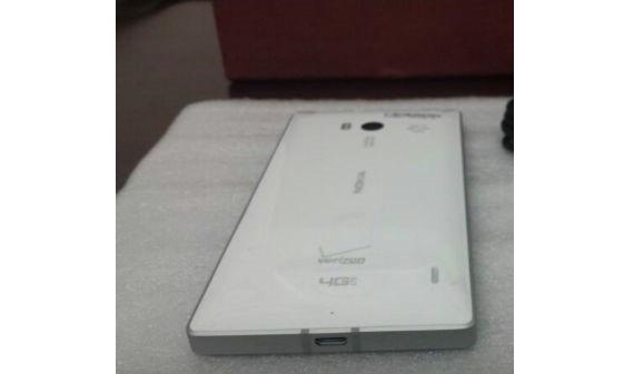 Nokia Lumia 929 leak real image