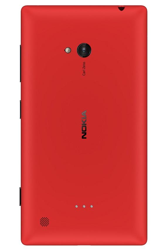 Nokia Lumia Back