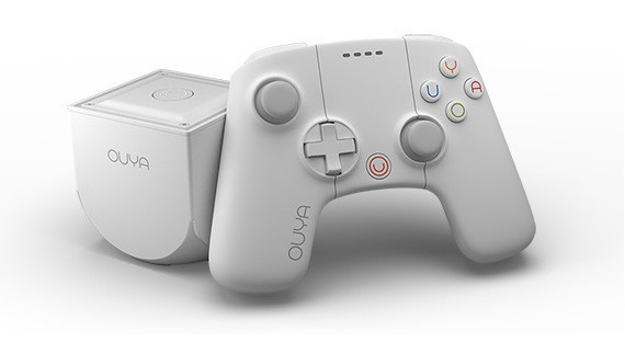 OUYA White Limited